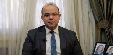 الدكتور محمد فريد، رئيس البورصة المصرية