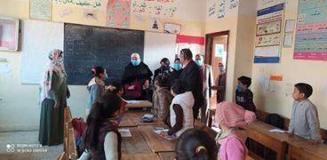 جولات مسئولي التعليم بالقليوبية