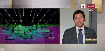 الدكتور أشرف صبحي .. وزير الشباب والرياضة