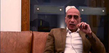 خالد سرور رئيس قطاع الفنون التشكيلية بوزارة الثقافة