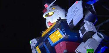 روبوت عملاق ياباني