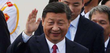 الرئيس الصيني-شي جين بينج-صورة أرشيفية