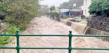 أفغانستان: ارتفاع ضحايا الفيضانات إلى 70 قتيلًا وأكثر من 100مصابًا