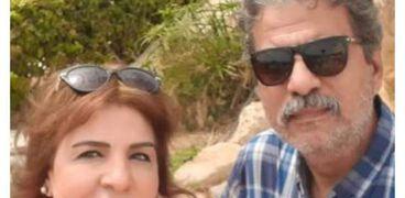 جمال عبد الناصر وفاطمة الكاشف