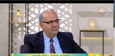 الدكتور مهندس طارق الغزاوي أستاذ هندسة الكمبيوتر