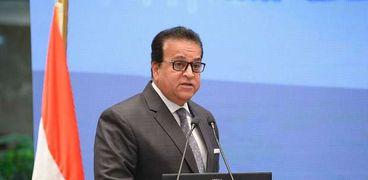 وزير التعليم العالي وإعلان الكليات المتاحة للمرحلة الثانية أدبي 2021