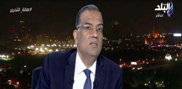 الكاتب الصحفي محمود مسلم .. رئيس تحرير جريدة الوطن