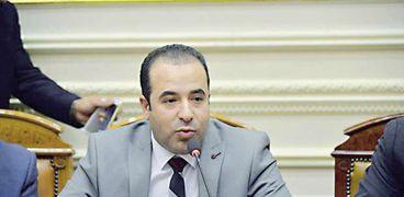 النائب أحمد بدوي رئيس لجنة الاتصالات وتكنولوجيا المعلومات بمجلس النواب