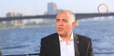 الدكتور محمد عبدالعاطي، وزير الري
