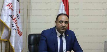 خالد عبد العزيز فهمي وكيل لجنة الإسكان بمجلس النواب