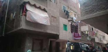 المنزل موقع مذبحة شبرا