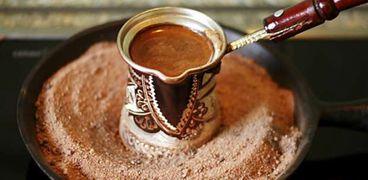 قهوة الرمال