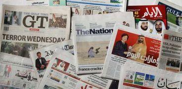 الصحف الإماراتية