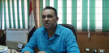 الدكتور محمد عبد العظيم عميد هندسة المنصورة