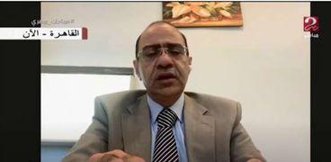 الدكتور حسام حسني رئيس اللجنة العلمية لمكافحة كورونا بوزارة الصحة