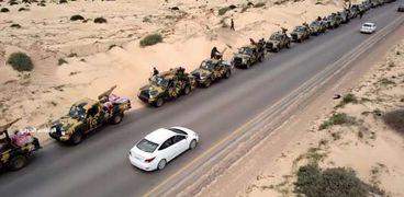 الجيش الوطنى الليبى