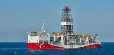 تنقيب السفن التركية في شرق المتوسط