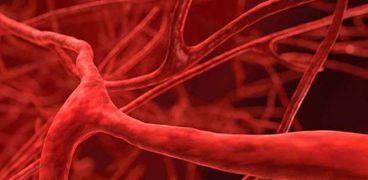 تأثير كورونا على الأوعية الدموية