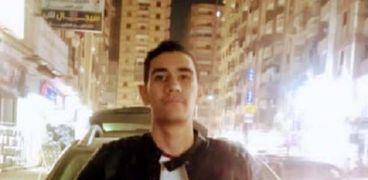الطالب يوسف أحمد إبراهيم