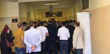 زيارة  ليمان 440 بسجن وادي النطرون
