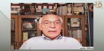 الدكتور فاروق الباز.. مدير مركز أبحاث الفضاء بجامعة بوسطن الأمريكية