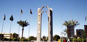 جامعة حلوان تستعد للامتحانات