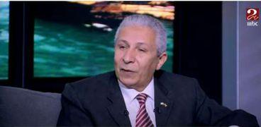 الدكتور صلاح مصيلحى رئيس مجلس إدارة الهيئة العامة لتنمية الثروة السمكية