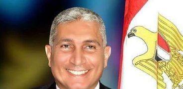 اللواء محمد انيس السكرتير المساعد بمحافظة مطروح - صورة ارشيفية