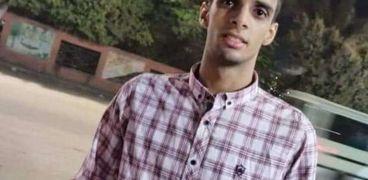 الطالب حازم اشرف