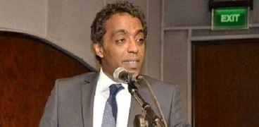 الدكتور أحمد عواض رئيس هيئة قصور الثقافة