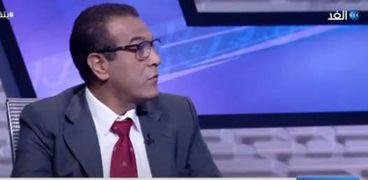 الدكتور مختار بن عبد اللاوي، أستاذ الفلسفة بجامعة الحسن الثاني في المغرب
