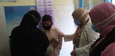 """""""تأمين صحي بني سويف"""": انطلاق مبادرة علاج أمراض سوء التغذية للتلاميذ"""