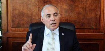الدكتور محمد عبد العاطي .. وزير الموارد المائية والري