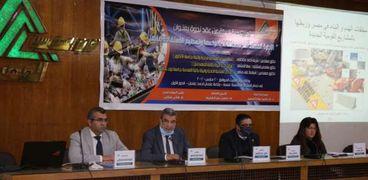 لجنة البيئة بنقابة المهندسين