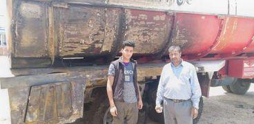 سائق حافلة الوقود المحترقة يكشف تفاصيل إنقاذ العاشر من كارثة مروعة