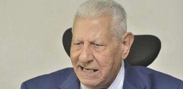 الكاتب الصحفي مكرم محمد أحمد