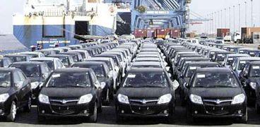 4.7 مليون جنيهحصيلة بيع مزاد العلنى بجمارك السيارات29أغسطس الماضي