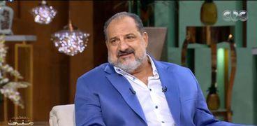 خالد الصاوي خلال برنامج «معكم منى الشاذلي»