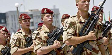 قوات فرنسية في إفريقيا - أرشيفية