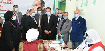 انطلاق فعاليات الحملة القومية للقضاء علي فيروس سي في مدارس الشرقية