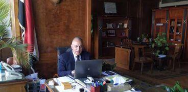 الدكتور محمد عبد العاطي.. وزير الرى