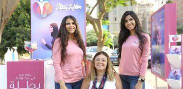 """حملة """"حكاية بطلة في مصر"""" للتوعية بسرطان الثدي"""