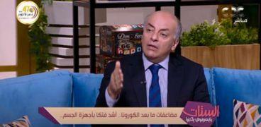 أحمد المنيسي طبيب بالقصر العيني