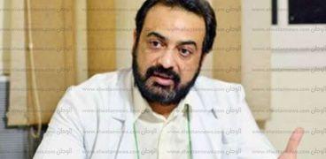 الدكتور حسام عبد الغفار المتجدث باسم وزارة التعليم العالي