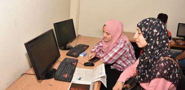 طلاب الدبلومات الفنية يستعدون لاختبارات القدرات وماراثون التنسيق