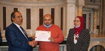مركز بحوث الصحراء يكرم الفائزين بجوائز النشر العلمي الدولي