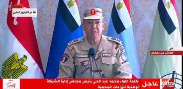 اللواء محمد عبد الحي