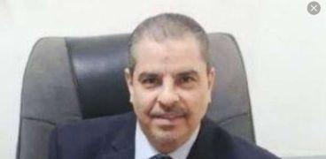المهندس رأفت شمعه رئيس مجلس ادارة شركة مصر الوسطي لتوزيع الكهرباء