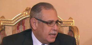 السفير إيهاب نصر سفير مصر في روسيا