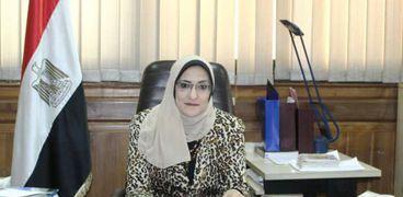 الدكتورة نيفين موسى رئيس دار الكتب والوثائق